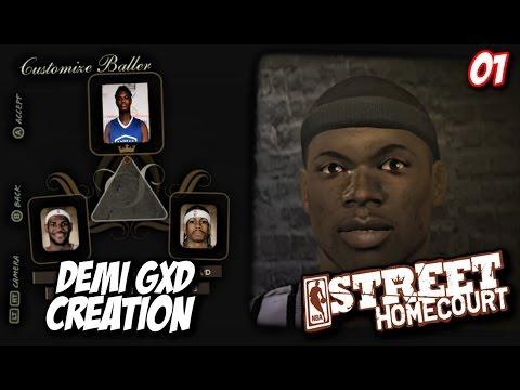 NBA Street Homecourt: Homecourt Challenge Part 1