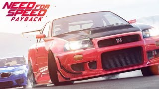 NEED FOR SPEED PAYBACK : A Primeira Meia Hora