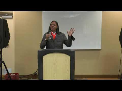 Walking in your Destiny Iron Sharpens Iron Host Evangelist Anita Brown