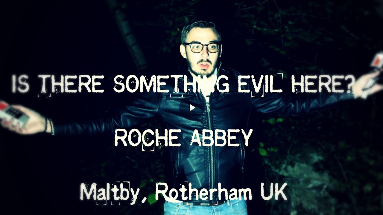 is there something evil here? | roche abbey | maltby, rotherham uk