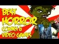 Episode 22: The Best Horror Comics & Video Games!