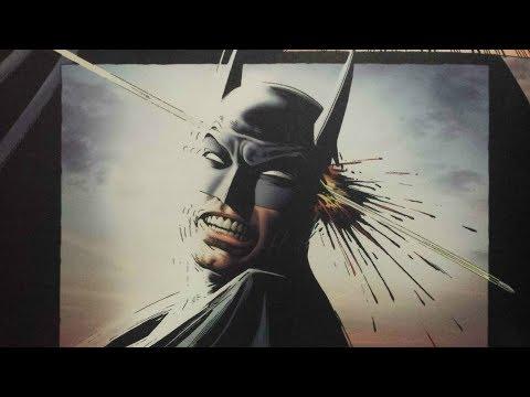 BATMAN DIES!! (For One Minute Straight)