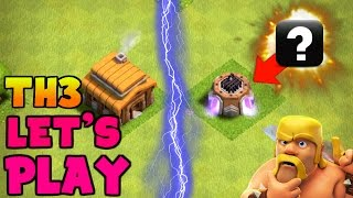 Clash Of Clans | Th3 Let's Play (Ep.#1) | SECRET LAB UPGRADE! | WHAT'S IT GOING TO BE? |