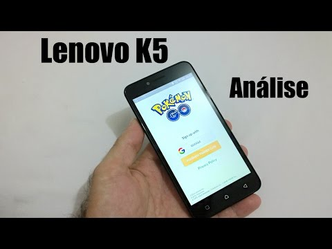 Lenovo Vibe K5 - Análise Completa