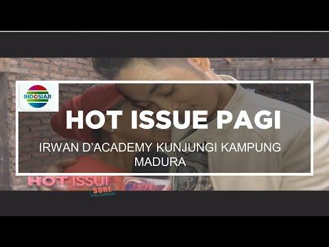 Irwan D'Academy 2 Kunjungi Kampung Madura - Hot Issue Sore 07/11/15
