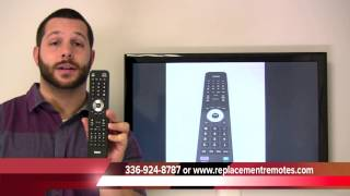 RCA RE20QP28 Remote Control PN: RE20QP28 - ReplacementRemotes.com