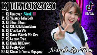 Dj Tik Tok Terbaru 2020 | Dj Uncover Full Album Tik Tok Remix 2020 Full Bass Viral Enak