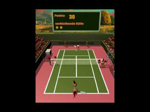 moorhuhn tennis