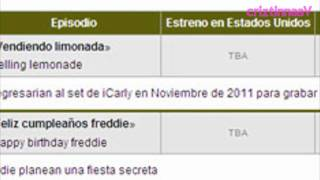 iCarly - Season 6 !!