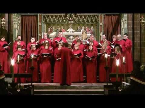 Monteverdi - Christe, adoramus te : Chester Cathedral Nave Choir
