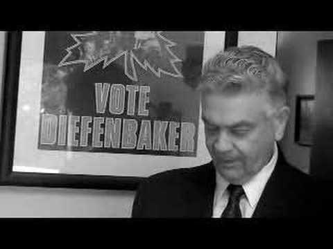 John Diefenbaker - Famous Speeches
