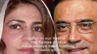 Asif Zardari Tanveer Zamani - The Power Couple.