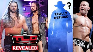 Roman & McIntyre New Opponents REVEALED... Taker Really Retired? Braun SUSPENDED*, Raw Rating, Orton