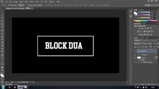cara membuat desain stiker buat komunitas atau lainnya dengan photoshop cs6
