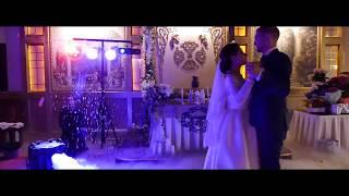 Свадебный танец жениха и невесты. Андрей и Софья.
