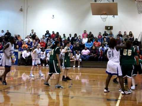 Littlefield Middle School girls basketball