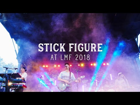 Stick Figure at Levitate Music & Arts Festival 2018 - Livestream Replay (Entire Set)