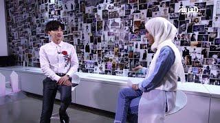 لقاء العربية مع Leeteuk  قائد فرقة Super Junior  - الجزء الأول