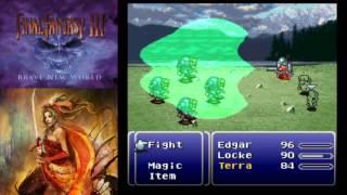 [FR] Final Fantasy VI Brave New World - LLG Challenge [Part 1]