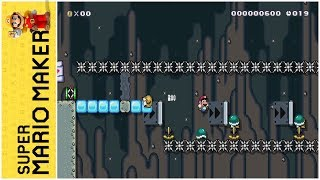Automatic! (by sam) | Super Mario Maker Level