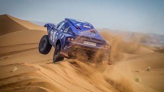 Morocco Desert Challenge 2017 - promo trailer