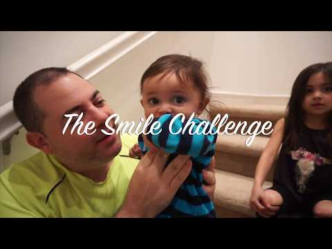 MAKE THE BABY SMILE CHALLENGE WITH JAYDEN AND FAMILIA DIAMOND