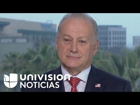 """Roque """"Rocky"""" De La Fuente asegura que puede llegar a ser Presidente de Estados Unidos"""