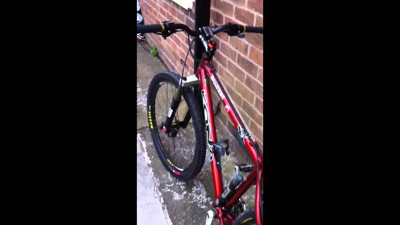 85685f47840 kona caldera bike. Chris Maddox