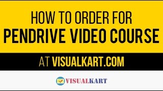 Download lagu How to make order in www visualkart com for pendrive video course MP3