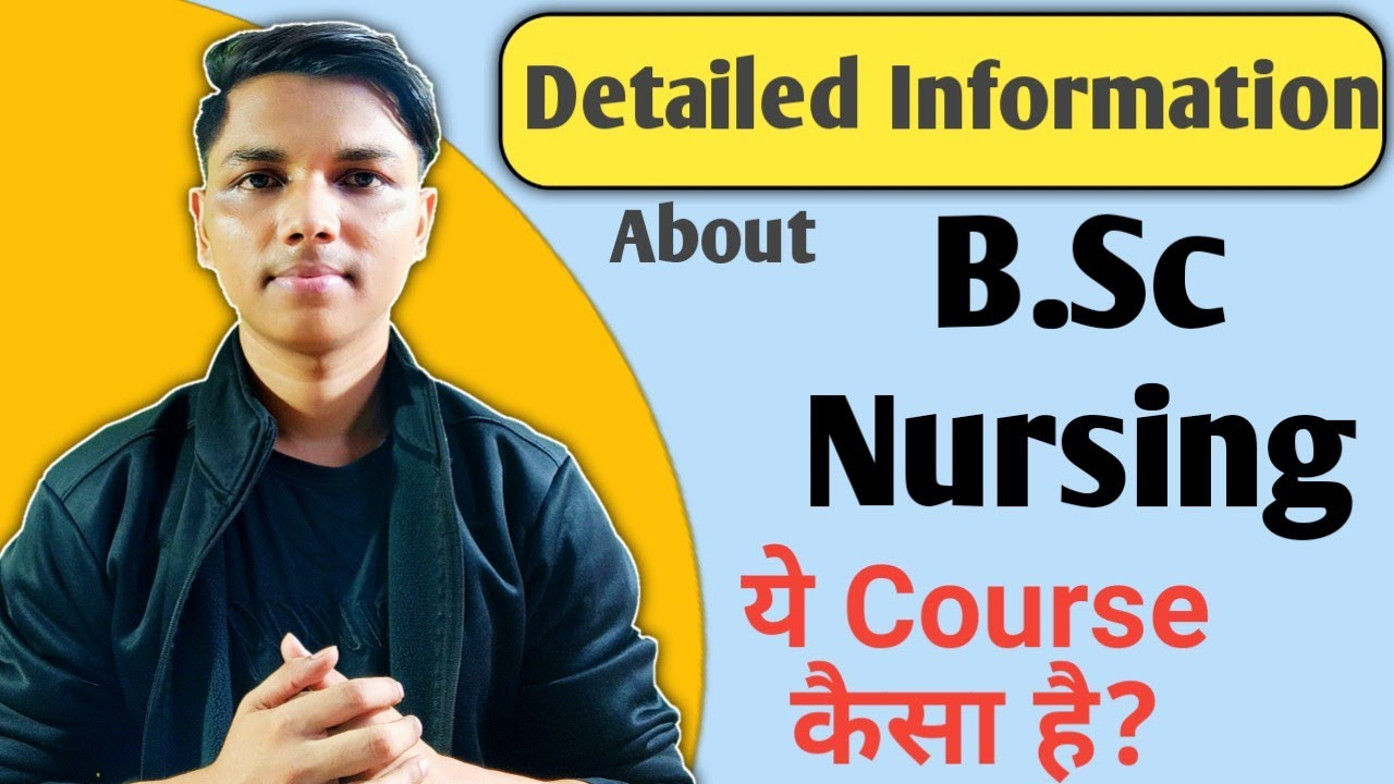 All About B.Sc Nursing || How to become Nurse ? salary and Scope #nie #nursing