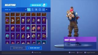 HOW TO GET FREE SKIN,BACKBLING AND EMOTE in Fortnite Battle Royale