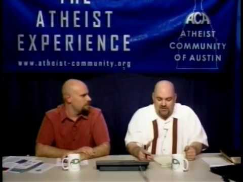 Atheist Experience #491 with Matt Dillahunty and Ashley Perrien