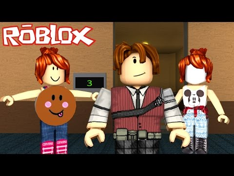 Roblox - THE NORMAL ELEVATOR (EM FAMÍLIA)