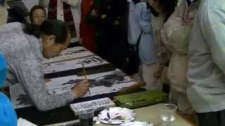 Dallas Chinese Calligraphy Painting Association 達拉斯中華書畫協會 Art Gathering