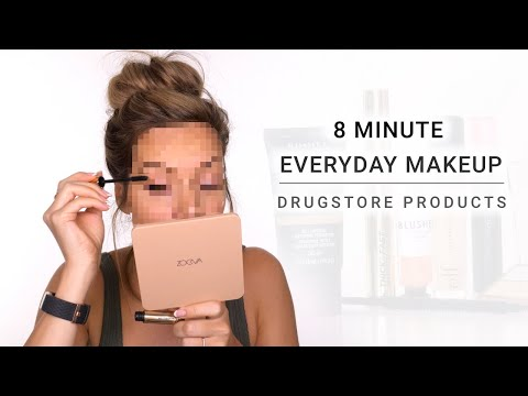 Under 10 Minute Drugstore Everyday Makeup Tutorial | Shonagh Scott thumbnail