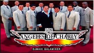 Baixar ANGELES DE CHARLY -  EXITOS ENGANCHADOS -  DJ MAXI GALAMIXER