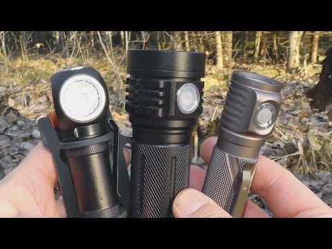 Обзор и тесты фонарей Яркий Луч: Unicorn 1.0, Enot L3500, LH-500