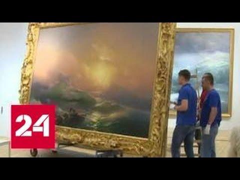 Айвазовского считают в длину: сколько стоят картины художника