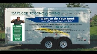 Wood Roofs  / Wood Sidings Completed Projects  Cape Cod Roofing & Siding / Skip Schiappa Owner