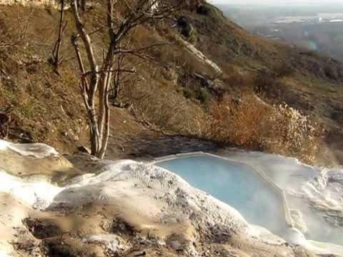 Северный Кавказ Пятигорск Бесстыжие ванны