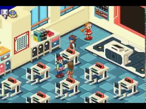 Game Boy Advance Longplay [169] Longplay Megaman Battle Network