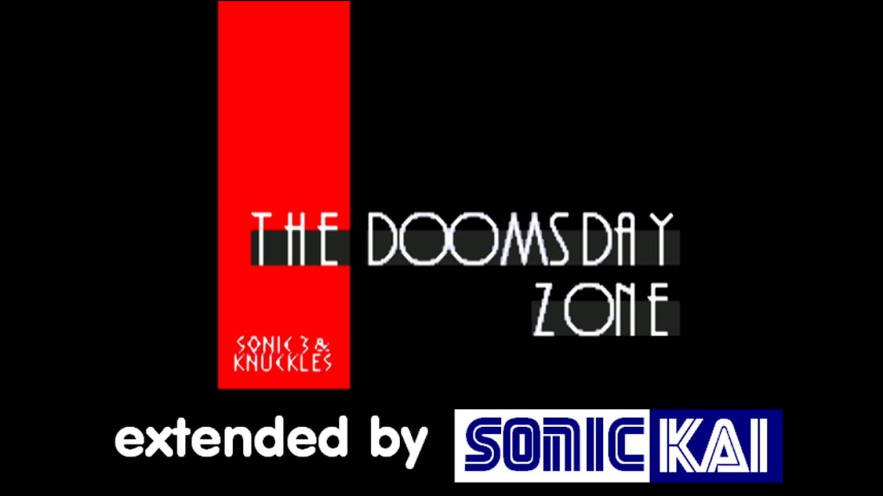 sonic 3 doomsday zone music extended essay
