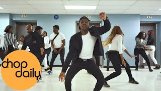 Congolese Dance Medley by Sentiment Collective - Chop Daily