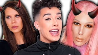 James Charles Just CANCELLED Jeffree Star and Tati Westbrook