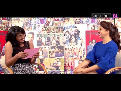 EXCLUSIVE | Jacqueline Fernandez reveals her celebrity CRUSH!