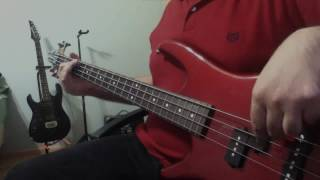 Nanase Aikawa (相川 七瀬) - Break Out! My bass cover of Break Out! ...
