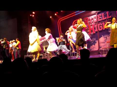 grease the musical  from harmony of the seas