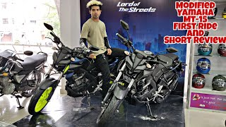 DONT buy Yamaha MT-15 without Watching this video | modified MT-15