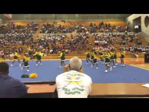 DCIAA 2016 Charles Drew Elementary school Lady Rams 2nd place winners