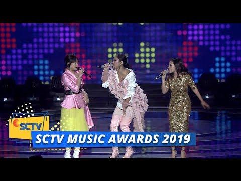 YUK GOYANG!!! Bareng Prilly Latuconsina, Marion Jola, Brisia Jodie | SCTV Music Awards 2019